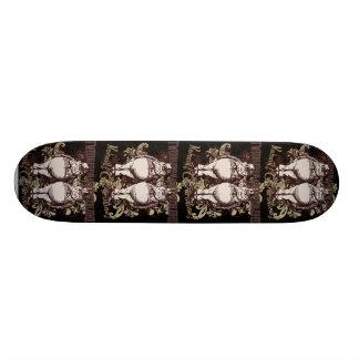 Tweedledum & Tweedledee Carnivale Style Skate Boards