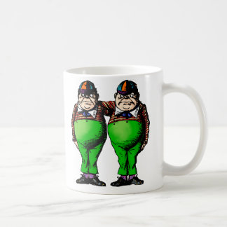 Tweedles Dum & Dee Coffee Mug