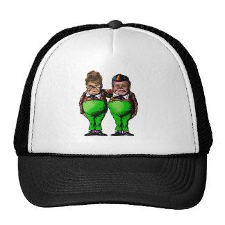 Tweedles Palin & Bush Cap