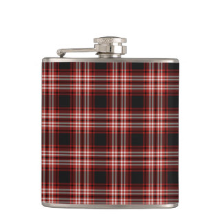 Tweedside District Tartan Hip Flask