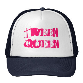 Tween Queen Cap