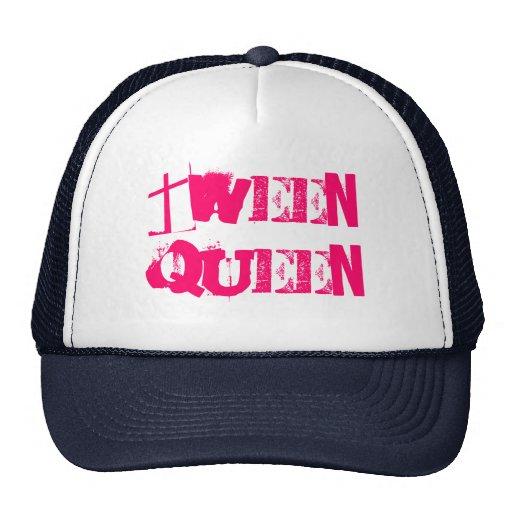 Tween Queen Trucker Hats