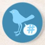 Tweet a Hash Coaster
