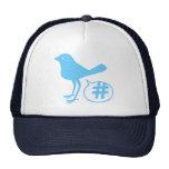 Tweet a hash Hat
