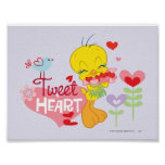 Tweet Heart Posters