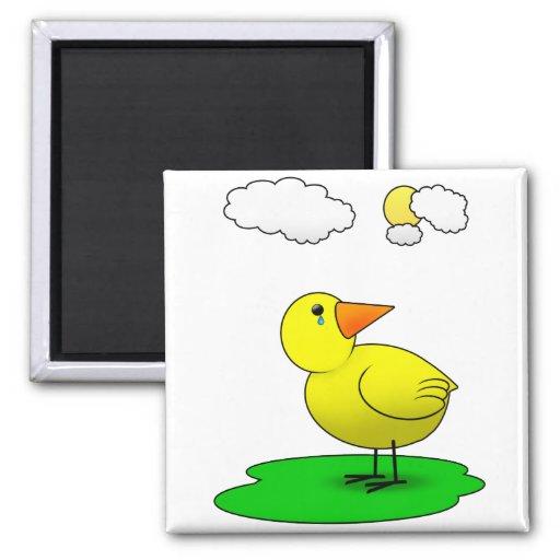 Tweet  (I miss you) Refrigerator Magnet