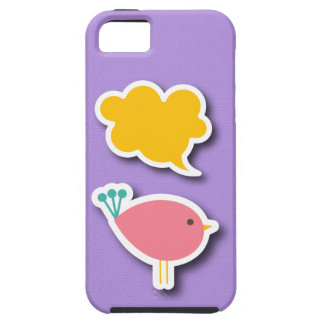 Tweet iPhone 5 Case - SRF