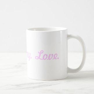 Tweet, Pray, Love Mug