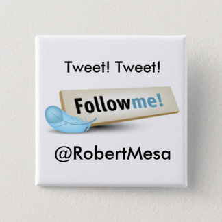 Tweet! Twee Follow Me Sq. Button