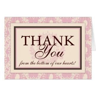 Tweet Tweet Girl TY Card
