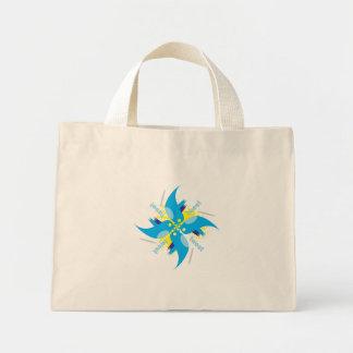 tweet..tweet mini tote bag
