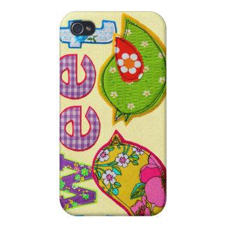 Tweet Tweet - SRF iPhone 4 Cover