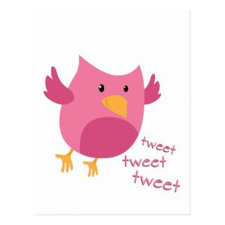 Tweet Tweet Tweet 1 Postcard