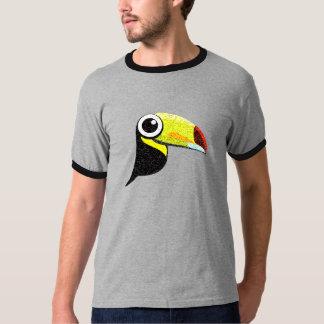 Tweetworks Antiqued Toucan  T T-Shirt