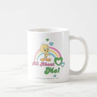 "Tweety ""All About Me"" Coffee Mug"