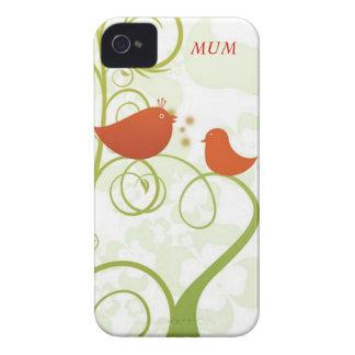 Tweety Bird Mum iPhone 4 Case-Mate Case