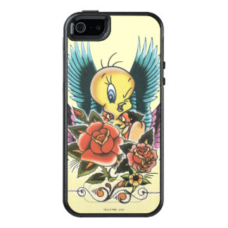 Tweety Blue Wings OtterBox iPhone 5/5s/SE Case