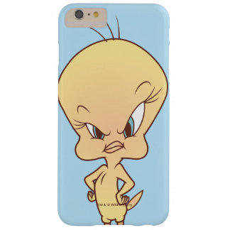 Tweety Blush Pose 10 Barely There iPhone 6 Plus Case