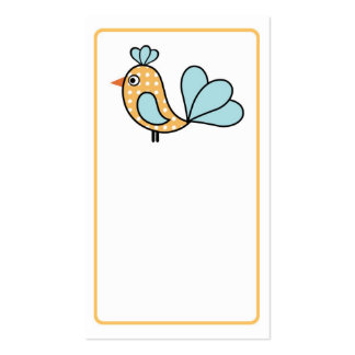 Tweety business cards