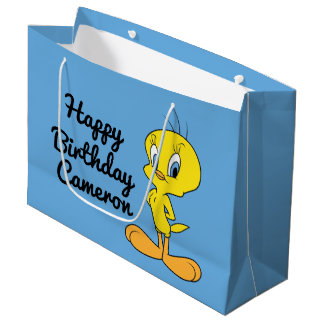 TWEETY™ | Clever Bird Large Gift Bag