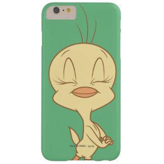 Tweety Closing Eyes Barely There iPhone 6 Plus Case