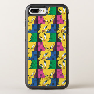 Tweety Comic Panels OtterBox Symmetry iPhone 7 Plus Case