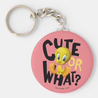 TWEETY™- Cute Or What? Key Ring