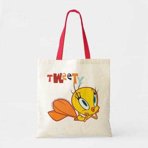 Tweety Daydreaming Tote Bags