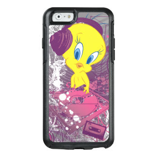 Tweety Djing OtterBox iPhone 6/6s Case