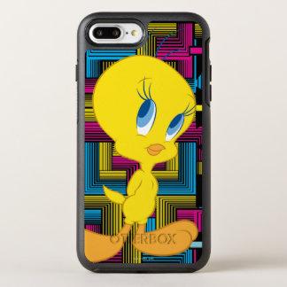 Tweety Electronic Color OtterBox Symmetry iPhone 8 Plus/7 Plus Case