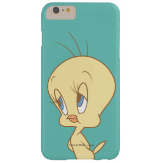 Tweety Frustrated Barely There iPhone 6 Plus Case
