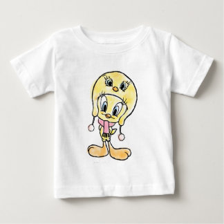 Tweety Hat Baby T-Shirt