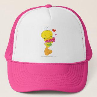 Tweety Hearts Trucker Hat