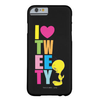 Tweety I heart Tweety Barely There iPhone 6 Case