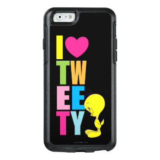 Tweety I heart Tweety OtterBox iPhone 6/6s Case