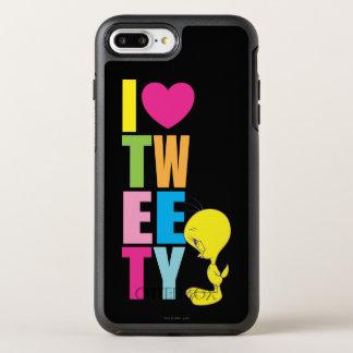 Tweety I heart Tweety OtterBox Symmetry iPhone 7 Plus Case
