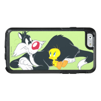 Tweety In Action Pose 14 OtterBox iPhone 6/6s Case
