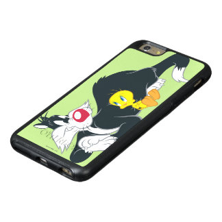 Tweety In Action Pose 14 OtterBox iPhone 6/6s Plus Case