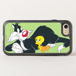 Tweety In Action Pose 14 OtterBox Symmetry iPhone 8/7 Case