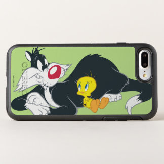 Tweety In Action Pose 14 OtterBox Symmetry iPhone 8 Plus/7 Plus Case
