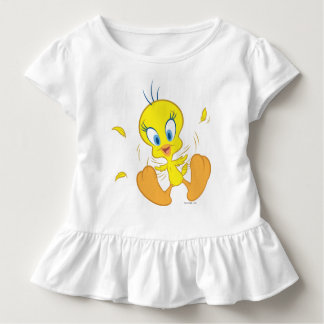 Tweety In Action Pose 5 Toddler T-Shirt