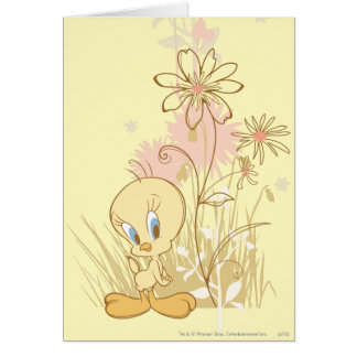 "Tweety ""Just So Perfect"" Card"