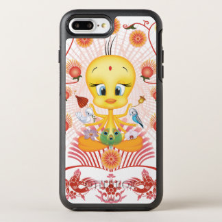 Tweety Meets the East OtterBox Symmetry iPhone 7 Plus Case