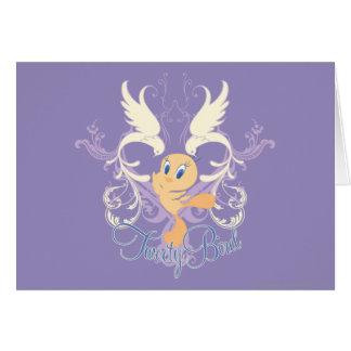 """Tweety """"Tweety Bird"""" Card"""
