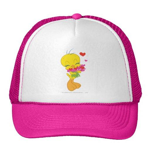 Tweety  Valentine Hearts Trucker Hat