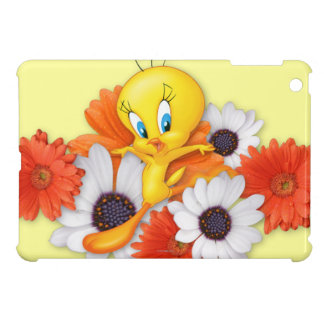 Tweety With Daisies Cover For The iPad Mini