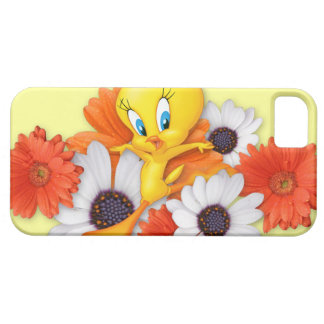 Tweety With Daisies iPhone 5 Covers