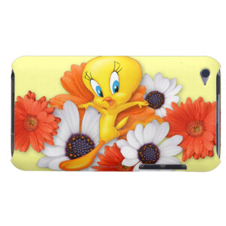Tweety With Daisies iPod Case-Mate Cases