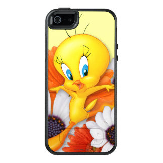 Tweety With Daisies OtterBox iPhone 5/5s/SE Case