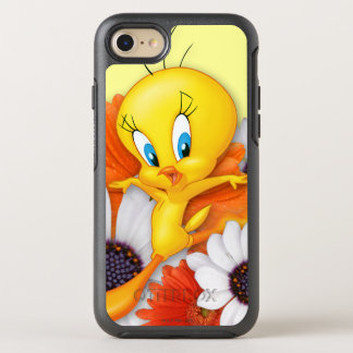 Tweety With Daisies OtterBox Symmetry iPhone 8/7 Case